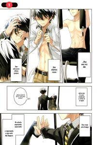 Descargar Masamune-kun manga pdf en español por mega y mediafire 1 link