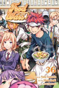 Descargar Shokugeki no Soma manga pdf español por mega y mediafire 1 link