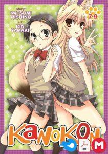 Descargar Kanokon manga pdf en español por mega y mediafire link