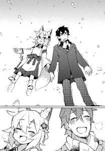 Descargar Sewayaki Kitsune no Senko-san manga pdf en español por mega y mediafire 1 link