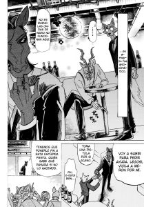 Descargar Beastars manga pdf en español por mega y mediafire 1 link