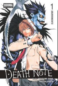 Descargar Death Note manga pdf español por mega y mediafire 1 link