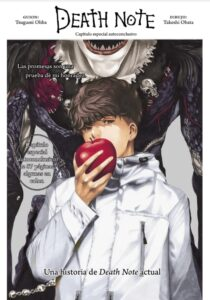 Descargar Death Note 2020 manga pdf español por mega y mediafire 1 link
