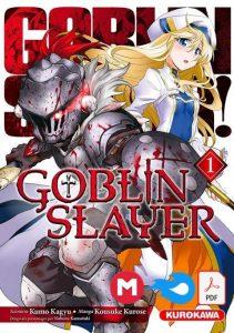 Descargar Goblin Slayer manga pdf por mega y mediafire 1 link