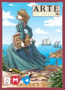 Descargar Arte manga pdf en español por mega y mediafire