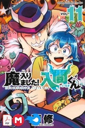 Descargar Mairimashita! Iruma-kun manga pdf español por mega y mediafire 1 link