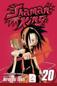 Descargar Shaman King manga pdf en español por mega y mediafire