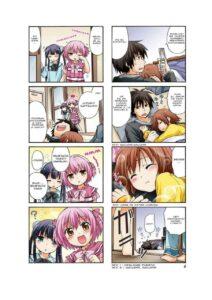 Descargar Danchigai manga pdf en español por mega, mediafire y drive