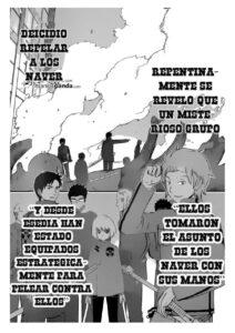 Descargar World Trigger manga pdf en español por mega, mediafire y drive