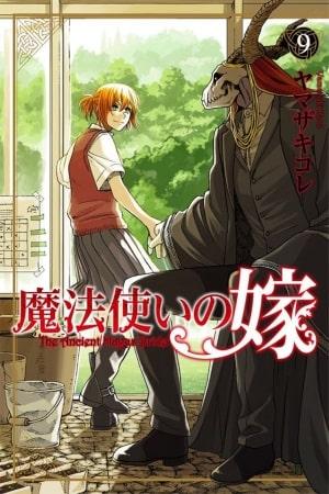 Descargar Mahou Tsukai No Yome manga pdf en español por mega y mediafire