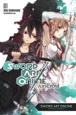 Descargar Sword Art Online: Aincrad manga pdf en español por mega y mediafire