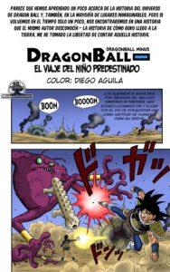 descargar dragon ball minus manga pdf por mega y mediafire
