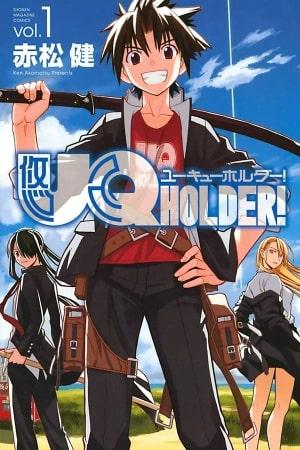 Descargar Uq Holder manga pdf en español por mega y mediafire