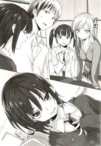 Descargar Boku Wa Tomodachi ga Sukunai manga pdf en español por mega y mediafire