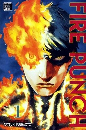 Descargar Fire Punch manga pdf en español por mega y mediafire