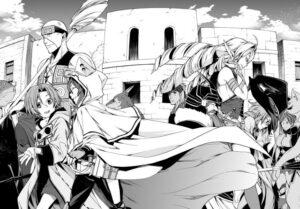 Descargar Mushoku Tensei: Isekai Ittara Honki Dasu manga pdf en español por mega y mediafire