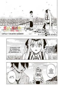 Descargar The Reincarnated Inferior Magic Swordsman manga pdf en español por mega y mediafire